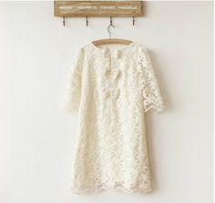Boutique Slim Lace Fresh Vintage Style Lovely Dress Gentlewomanly Dress : Tbdress.com 29-