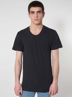【シアージャージールーズクルーサマーTシャツ】American Apparel