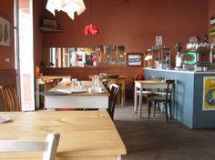 Cafe der Provinz (Brunch || 1080). Lokal, Corner Desk, Brunch, Table, Furniture, Home Decor, Vienna, Work Shop Garage, Vacation