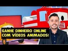 Saiba Como Ganhar Dinheiro Online Com Vídeos Ocultos e Animados - YouTube