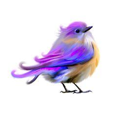 "Photo from album Нежная весна"" on Yandex. Crafty Gemini, Bottle Drawing, Bird Clipart, Purple Bird, Gif Photo, 1 Gif, Bird Pictures, Easter Pictures, Vintage Birds"