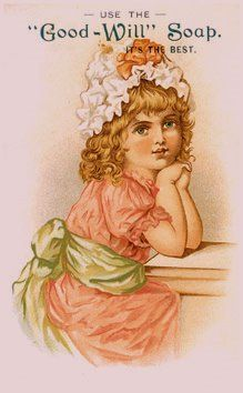 Via Magic Moonlight Free Images: Old Trade cards! Free images for You!