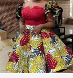Ankara Short Gown Styles: for Lovely Ladies 2019 Ankara Short Gown Styles: for Lovely Ladies - DeZango Ankara Short Gown Styles: for Lovely Ladies - DeZango Short African Dresses, Ankara Short Gown Styles, Short Gowns, African Print Dresses, African Prints, Ankara Gowns, African Fashion Ankara, Latest African Fashion Dresses, African Inspired Fashion