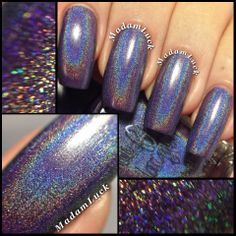 Midnight Sonata by Too Fancy Lacquer