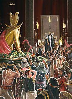 아멘 주 예수여 어서 오시옵소서              Amen! Come, Lord Jesus: Ahaz Did Not Do What Was Right In The Eyes Of JEHO...