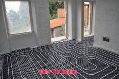 There are many benefits of installing an under tile heating system. It offers a fantastic way to heat your floor in a room. It is mounted on top on your sub-floor, underneath your flooring, whether wood or tile. It is a quick heat room and can reduce energy bills by up to 50%.