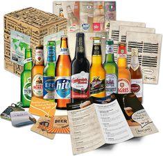 Bierset zum Verschenken (9x0,33l) INKL. Bierdeckel + Geschenkkarton + Tasting-Anleitung. Biere der Welt, Biere aus der Welt, internationale Biere, ausländische Biere, Bierversand, Biergeschenk Box, Welt der Biere, Bier Weltreise, Bierweltreise, Biergeschenk Box, Welt der Biere, Bier Weltreise, Bierweltreise, Amerikanisches Bier, Asiatisches Bier, Afrikatisches Bier, Australisches Bier, Bier aus Amerika, Bier aus Afrika, Bier aus Australien, Bier aus Europa, Bestes Bier der Welt Beer Bottle, Joy, Drinks, Design3000, Party, Collection, The World, 30 Birthday Gifts, Men Gifts