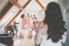 2 girls, 1 wedding, Worcestershire | Millie Benbow Photography