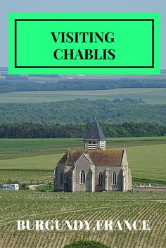 It would be wrong not to visit Chablis, home to Chablis wine in the Burgundy Region of France