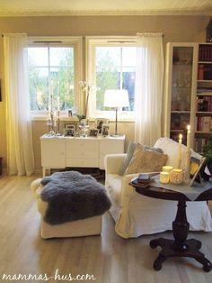 Livingroom - Ikea + old furniture