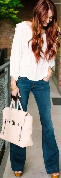 Hudson Jeans Blue Denim Skinny Bootcuts