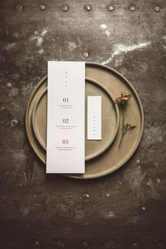 Simple urban elegance with contemporary design by Hilde Restrained urban elegance Stylish & contemporary styling for the modern bride from Hilde. Wedding Food Menu, Wedding Party Invites, Wedding Stationary, Party Invitations, Simple Wedding Menu, Invitation Ideas, Alternative Wedding Stationery, Modern Wedding Stationery, Wedding Name Cards