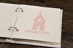Minialbum zur Kommunion