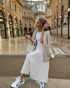 Casual & chic Folge mir für mehr Outfits its @ 👜 . Fall Fashion Outfits, Casual Fall Outfits, Mode Outfits, Classy Outfits, Modest Fashion, Look Fashion, Stylish Outfits, Autumn Fashion, Fashion Trends