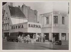 Gent: Sarma, Korenmarkt