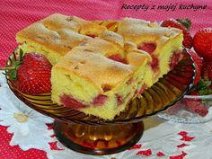 RECEPTY Z MOJEJ KUCHYNE A ZÁHRADY: Bublanina s ovocím Desert Recipes, Apple Pie, Tiramisu, Food And Drink, Gluten Free, Baking, Eat, Hampers, Glutenfree