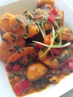 plantain pottage | Nigerian Food