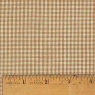Wheat and Cream 2 Homespun Cotton Fabric