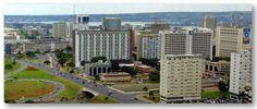 Setores Comercial, Bancário e Hoteleiro Sul, Brasília (click to expand)