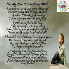 To my son Griffin