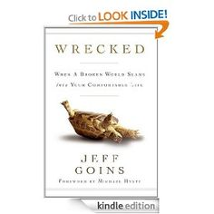 Wrecked is a manifesto for a generation dissatisfied with the status quo and wanting to make a difference.