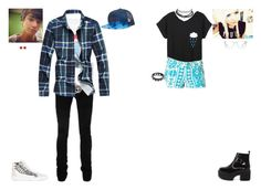 """""""Max and I hanging out"""" by punkalishous ❤ liked on Polyvore featuring AMIRI, Gap, Marcelo Burlon, Billabong, Muse, Forever 21, WithChic, Apex, Givenchy and MyStyle"""