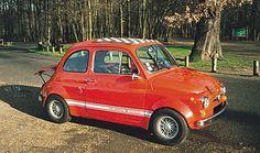 1970 Fiat 500 Abarth