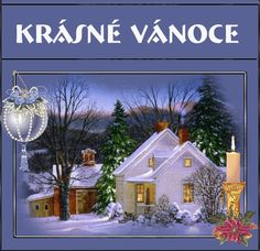 Obrázky - Veselé Vánoce : 4 Christmas Tree, Mansions, House Styles, Holiday Decor, Outdoor Decor, Advent, Home Decor, Teal Christmas Tree, Mansion Houses