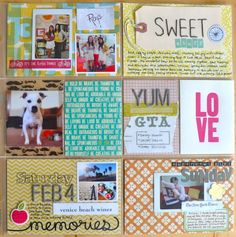 sweet things + a washi tape giveaway | Amy Tangerine