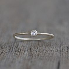 Not that you don't deserve a gigantic rock, but I could totally see you with something simple - yet classy - like this...