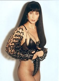 The one and only Cher in the 80's.