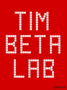 #Tim Beta Lab