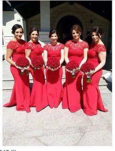 7227775a945 14 Best Chief Bridesmaids Dresses Nigerian Wedding images
