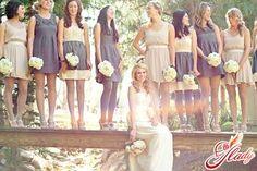 Какае платье надо на свадьбу