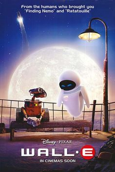 Wall E movie posters