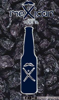 @cervezamexicanmx estilo #porter by @cerveceriacoral Atari Logo, Logos, Logo