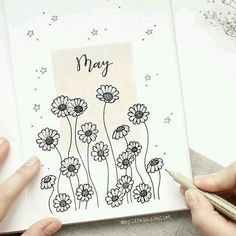 May Bullet Journal Themes - 30 Ideas to Inspire You - - May is upon us! Are you looking for your next May Bullet Journal theme? You've come to the right place. Check out these 30 incredible May Bullet Journals!