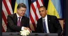 Ukraine's Pres. Poroshenko Says Overthrow of Yanukovych Was a Coup