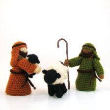 Decorations - Etsy Christmas crochet