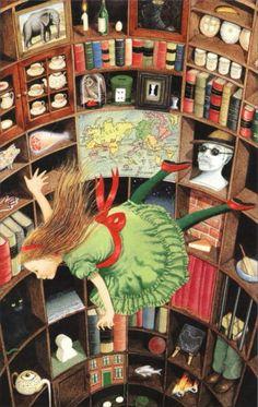 Anthony Browne's Alice in Wonderland