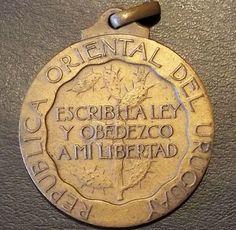 URUGUAY, 1830 - 1930, ART NOUVEAU DESIGN, CENTENNIAL OF THE CONSTITUTION,  by J. ZORRILLA DE SAN MARTIN