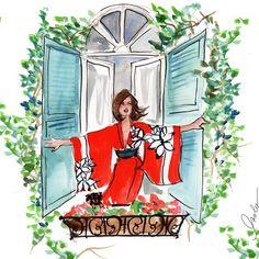 Bon matin Paris! Xo daphne