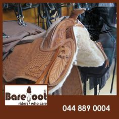What do you think of this beautifully crafted Barefoot Saddle that we have in stock at Horse Etc? We also have the full range of Barefoot products and are the official distributors of all their Tack and accessories. Contact us for more information. #equestrianequipment #handmadesaddles #lifestyle