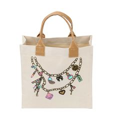 MZ138 Mini Necklace Print Shopper Lunch bag Tote Bag Japanese Magazine Gift Free shipping wholesale dropshipping M13 US $5.00