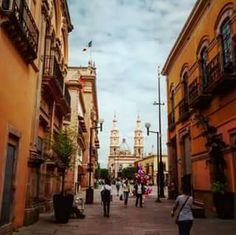 Centro Histórico de Leòn #Guanajuato #México