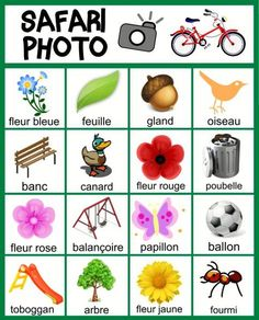 Here is a simple idea to enjoy cycling: a bike photo safari! The youngest will be able to do this […] Photo Velo, Bike Photo, 4 Kids, Diy For Kids, Safari Photo, Montessori, Outdoor Activities For Kids, Amazing Race, Edd