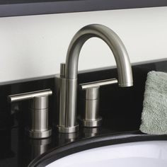 All metal construction with lead-free waterways. Ceramic disc cartridges for trouble-free performance. Includes brass pop-up with color-matched trim, three-hole in Widespread Bathroom Faucet, Lavatory Faucet, Bathroom Sink Faucets, Rustic Furniture, Modern Furniture, Furniture Decor, Home Upgrades, Home Design Plans, Home Improvement Projects