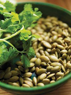 Pesto à la coriandre Recettes | Ricardo