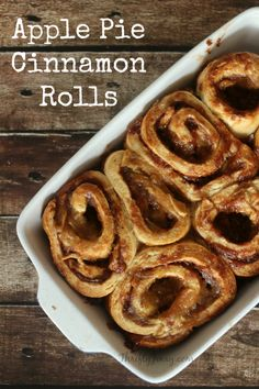 Two of our favorite baked treats are cinnamon rolls and apple pie. If you feel the same way, we have just the recipe for you – an Apple Pie Cinnamon Rolls Recipe! These rolls are so delicious and perfect as either a breakfast treat with a cup of coffee or as a dessert. The whole …