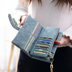Wallet burberry purse 2018 Dull Polish Retro Leather Women Wallet Long Purse Vintage Solid Multipleintothea 2018 Dull Polish Retro Leather Women Wallet Long Purse Vintage Solid M – intothea Crossbody Louis Vuitton, Louis Vuitton Handbags, Cute Handbags, Purses And Handbags, Fashion Handbags, Luxury Handbags, Popular Handbags, Cheap Handbags, Summer Handbags